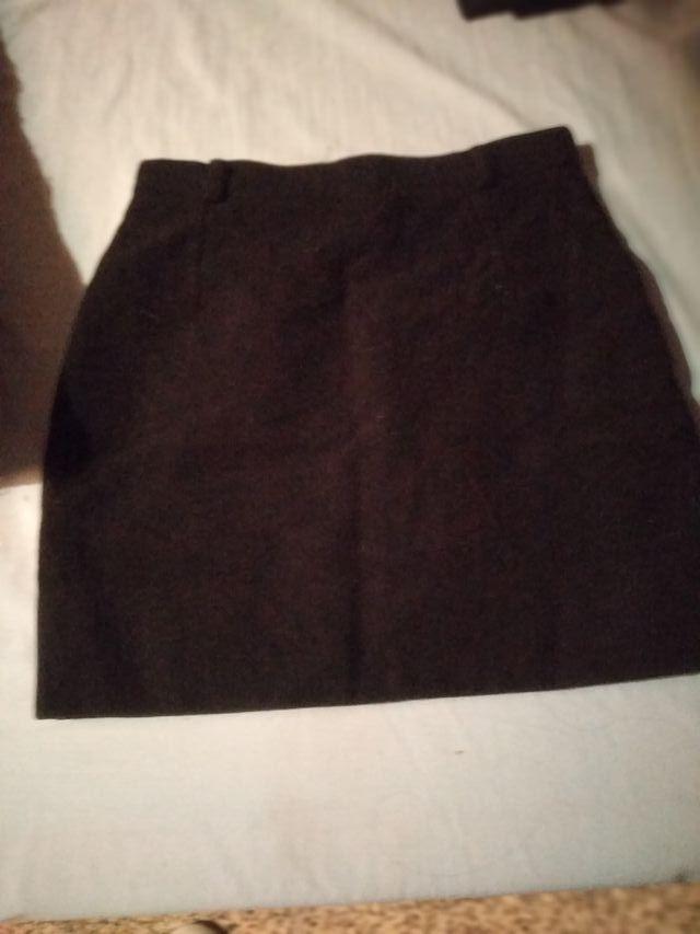falda paño