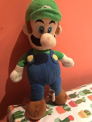 Muñeco Luigi