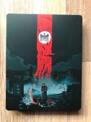 El Hundimiento (Downfall) Blu Ray Steelbook