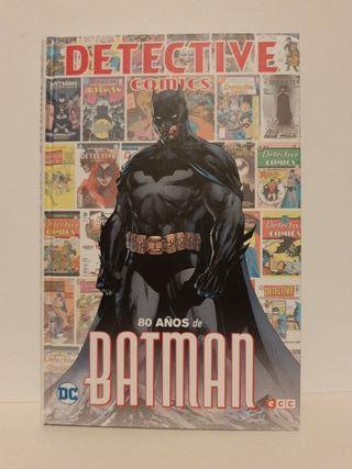 Batman: 80 años de Batman