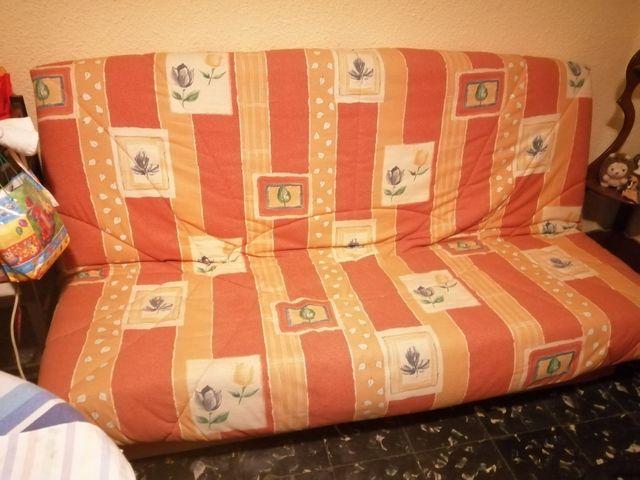 sillón-cama (reclinable)