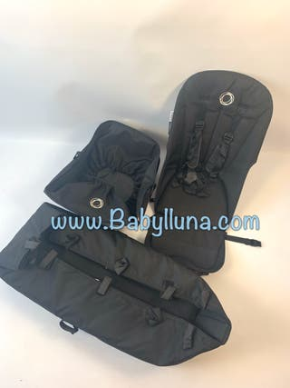 Textil Bugaboo Camaleon 3 Negro