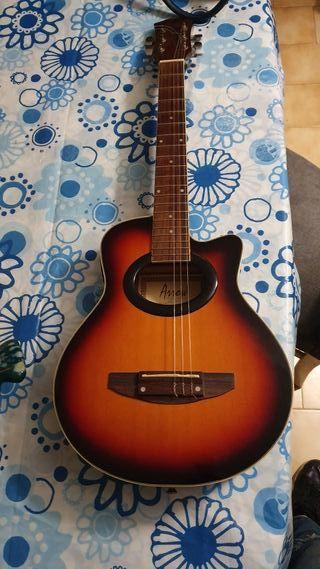 guitarra 1/2 electroacustica