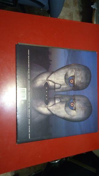 "LP VINILO PINK FLOYD ""THE DIVISION BELL"""