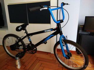 bicicleta BMX casi sin uso,nueva