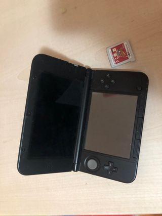 Nintendo 3Ds + funda+ un juego