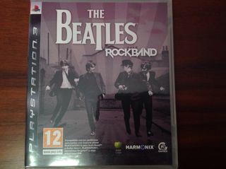 Juego PS3 THE BEATLES ROCKBAND