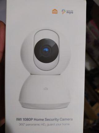 cámara vigilancia 360 grados Xiaomi