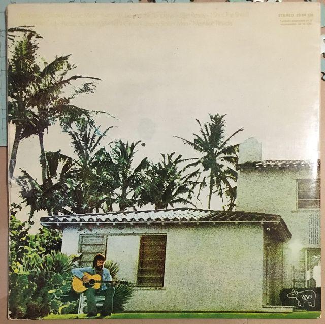 Vinilo LP Eric Clapton 461 Ocean Boulevard