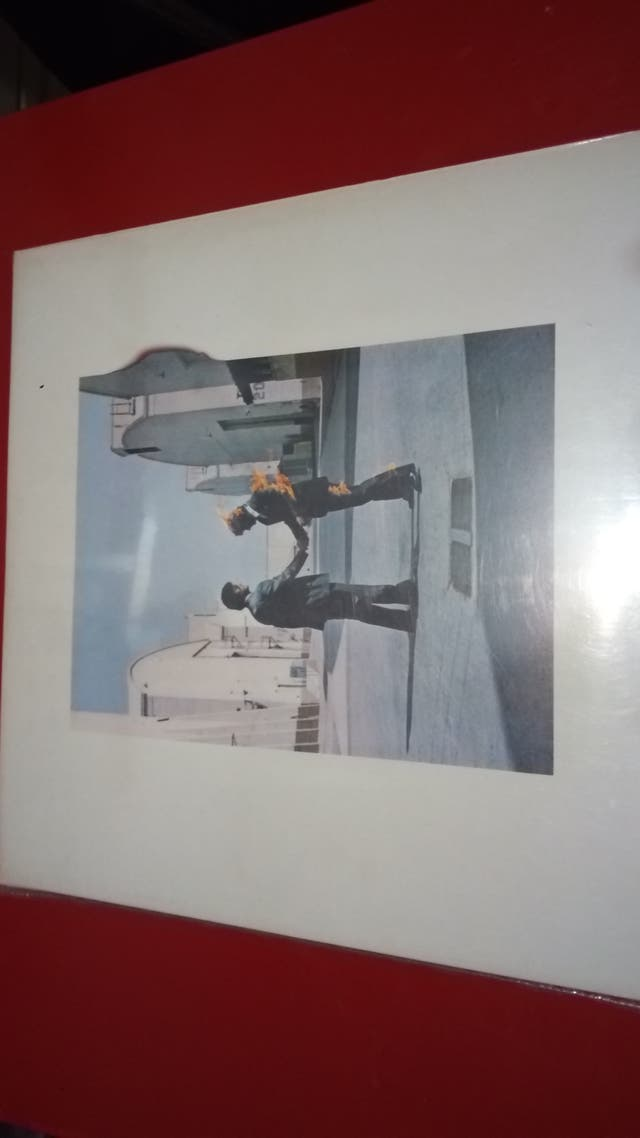 """LP VINILO PINK FLOYD """"WISH YOU WERE HERE"""""""