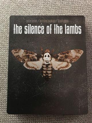 El silencio de los corderos Blu Ray Steelbook