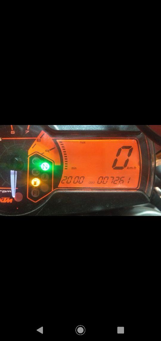 KTM 690 enduro A2 smc 7000km