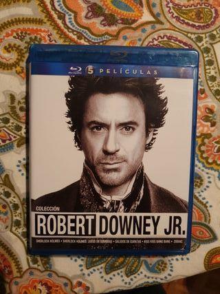 Coleccion Robert Disney Jr blu ray
