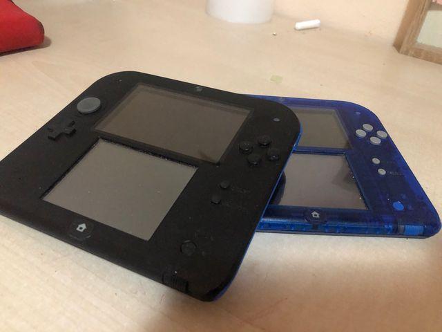 2 Nintendos 2ds NO VAN