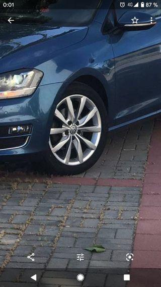 Llantas y neumáticos 225/45/17 originales