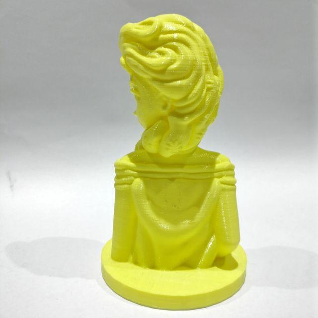 Busto Elsa Frozen
