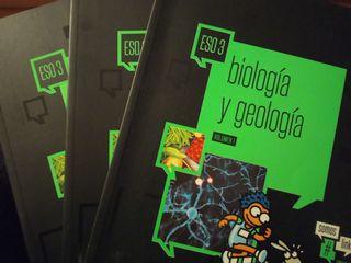 Libro biología y geología 3ESO