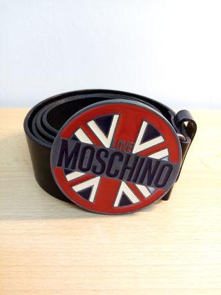 cinturón Moschino hombre