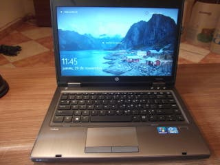 HP PROBOOK 6470b. CORE I5. 8 GB RAM. HDD SOLIDO.