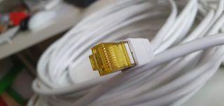 Cable de Red 10m categoría 7