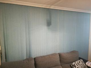 cortinas de lamas