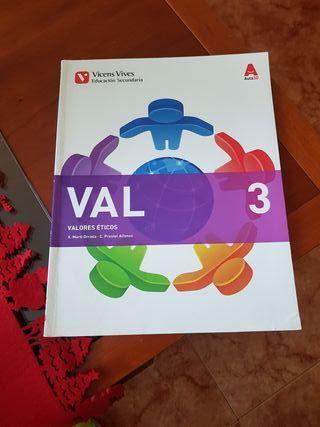 Valores Éticos 3Eso