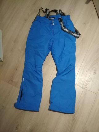 Pantalón ski adulto talla L