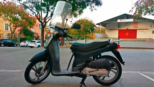Honda Scoopy 100