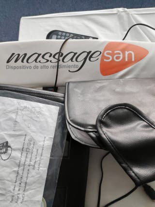 Tumbona de cama para masajes