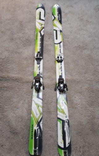 Skis de travesía K2 Wayback 88(patin) de 174 cm