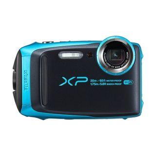 Cámara Acuática FUJIFILM FINEPIX XP120 Azul/Negra
