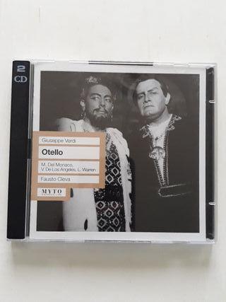 Otello, Giuseppe Verdi. Myto