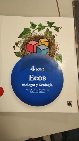 Libro 4Eso Biología y geología