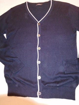 chaqueta punto niño talla 12