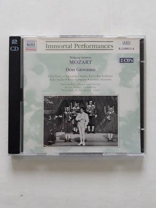 Don Giovanni, Wolfgang Amadeus Mozart. Naxos
