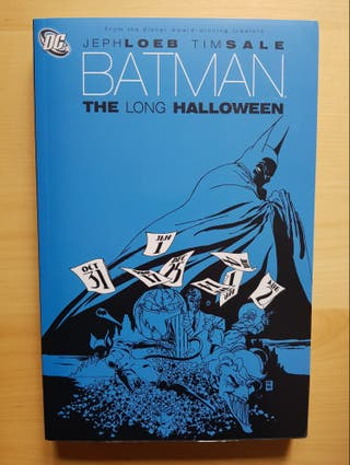 "Batman ""The Long Halloween"" (Versión en Inglés)"