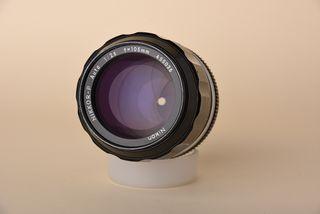 Nikon Nikkor-P Auto 105mm 2.5 Manual