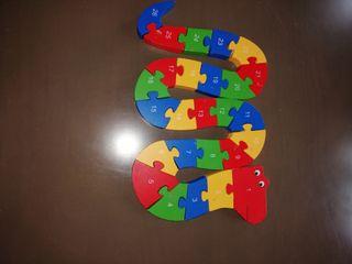 gusano puzzle