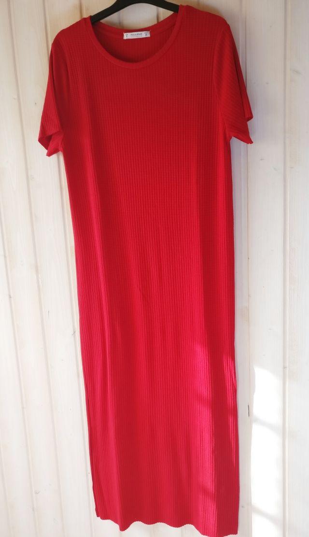 Vestido rojo Pull&Bear (Talla S)
