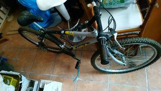 Bicicleta de Montaña, Mountain bike