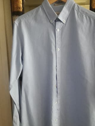 camisa de chico talla s