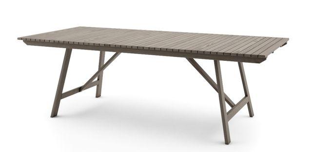 Juego mesa y sillas exterior (Ikea Sundero)