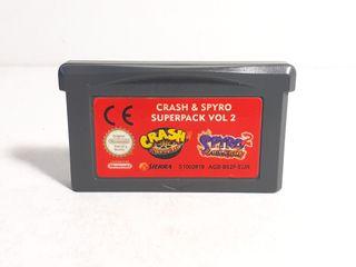Crash Nitro Kart y Spyro 2 Season Flame