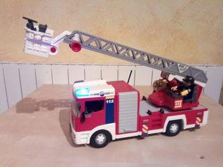 Playmobil - Camión de bomberos Ref. 4820