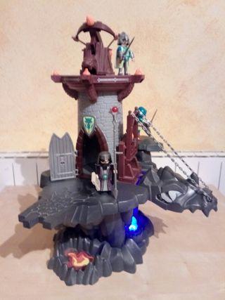Playmobil - Mazmorra del dragón Ref. 4836