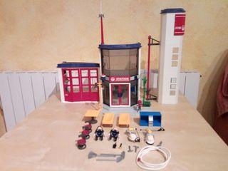 Playmobil - Parque de bomberos Ref. 4819