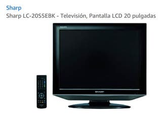 "TV Sharp 20"" con Sintonizador TDT"