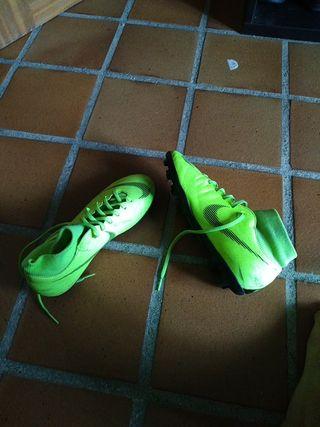 Botas Nike futbol talla 42