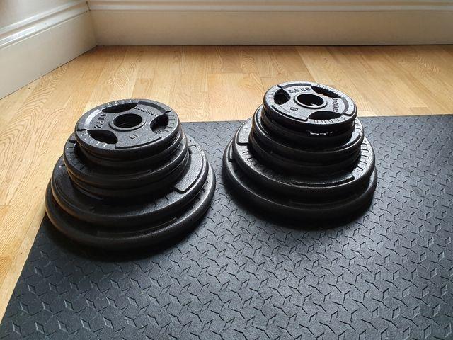 Full home gym