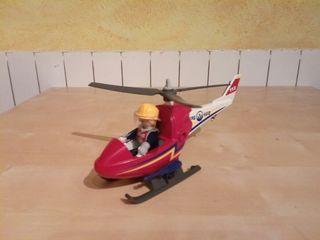 Playmobil - Helicóptero bombero 5412